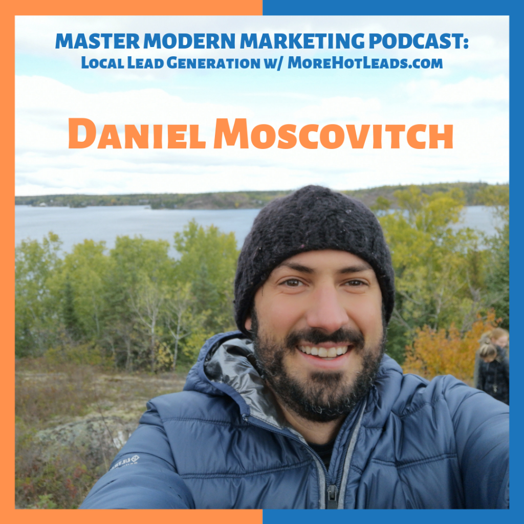 Daniel Moscovitch MoreHotLeads